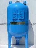 ZILMET ULTRA-PRO 100 L , tlaková nádoba vertikální, vodárenská