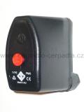 tlakový spínač PM5/G ON/OFF 230V, 2-3,5 bar