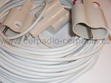MAVE SONDA dvojitá 15+5m kabel, Ponorná sonda PSV-2 do vrtu dvojitá