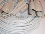 MAVE SONDA dvojitá 35+5m kabel , Ponorná sonda PSV-2 do vrtu dvojitá