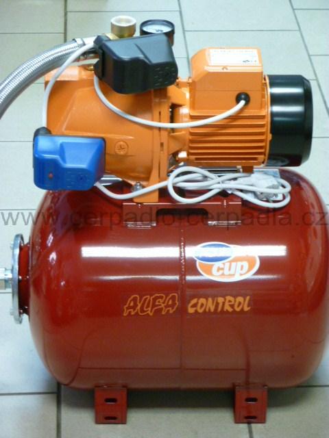 A-CONTROL - L 80, vodárna s jištěním proti běhu na sucho, AQUACUP (domácí vodárny A-CONTROL - L 80)