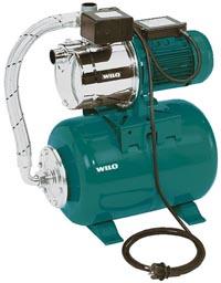 WILO JET HWJ-401 EM 60 l (automatická domácí vodárna 2003759, domácí vodárny HWJ-401 H.T EM 60l)