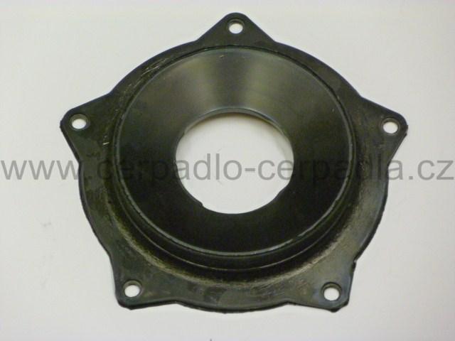80-KDFU-150 sací víko ( pro kalové čerpadlo 80-KDFU,KDMU víko sací pogumované 150)