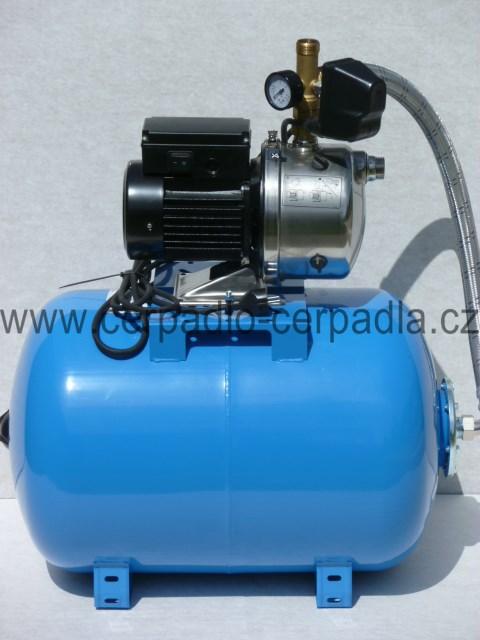 Grundfos JP-6, nádoba 80 litrů, 230V, Domácí vodárna Hydrojet (Domácí vodárna Grundfos JP-6)