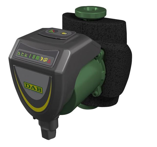 oběhové čerpadlo DAB EVOTRON 60/130 , 60143303 (oběhová čerpadla, čerpadlo EVOTRON 60/130 Elektronické oběhové čerpadlo pro otopné a klimatizační systémy)