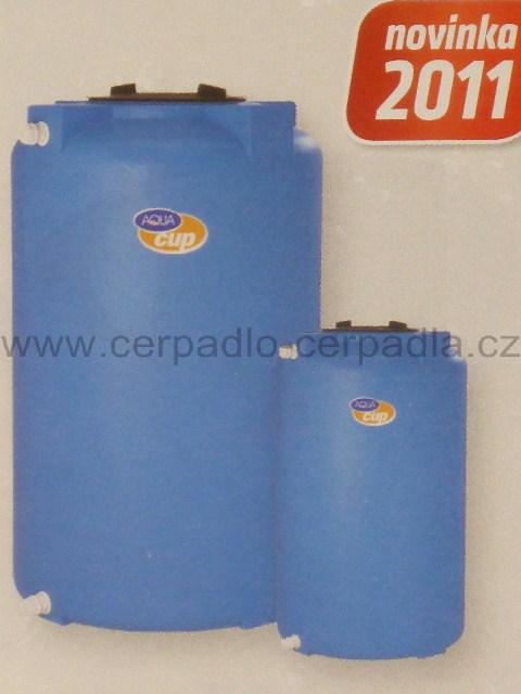 Povrchové nádrže z polyetylenu V 350 litrů , VERTIKÁLNÍ (nádrž z polyetylenu vertikální)
