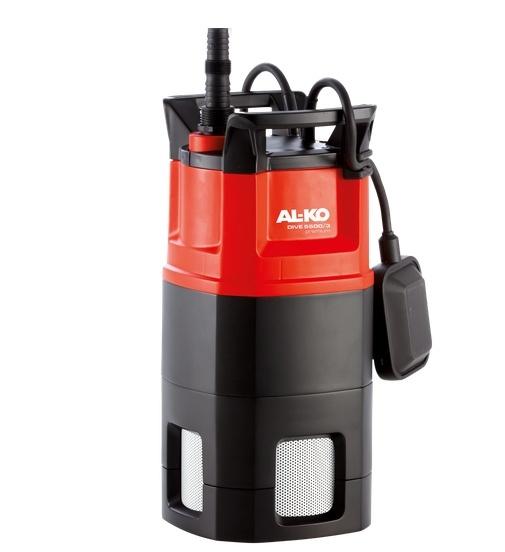 AL-KO DIVE 6300/4, ponorné čerpadlo, 113037 (ponorná čerpadla AL-KO DIVE 6300/4)