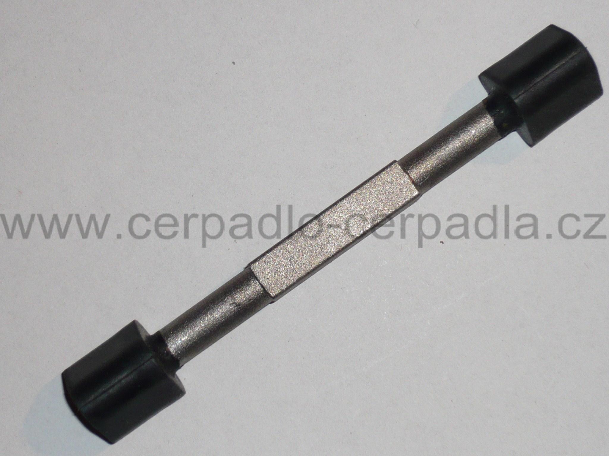 """Spojovací hřídelka kompletní PCH 1"""" T-90-16, PCH T4-90-16, PCH 1"""" J-90-16 (hřídel PCH, spojovací hřídelka pro vřetenová čerpadla)"""