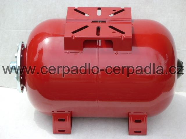 AQUATRADING VAO 50, tlaková nádoba (tlakové nádoby s pryžovým vakem, tlaková nádoba VAO 50 litrů)