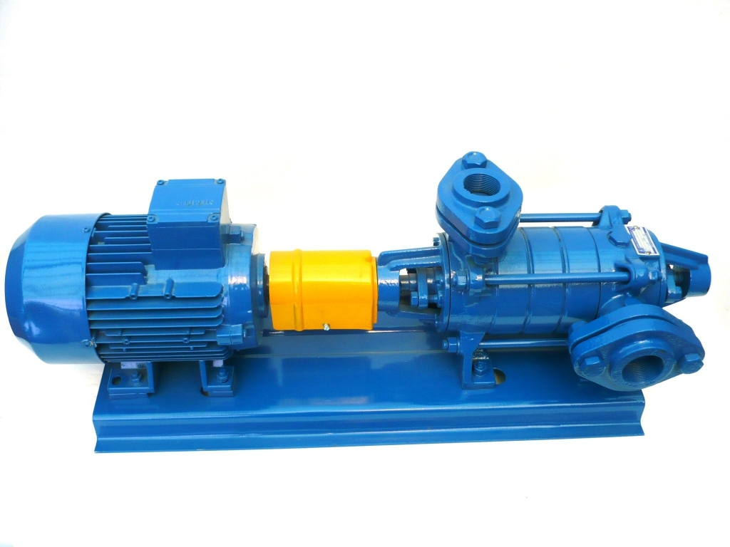 Čerpadlo SIGMA 32-CVX-100-6-4-LC-000-9 komplet s motorem (Čerpadlo 32-CVX s motorem)