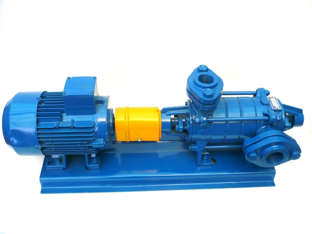 Čerpadlo SIGMA 32-CVX-100-6-9-LC-000-9 komplet s motorem 5,5 kW , AKCE (Čerpadlo 32-CVX s motorem)