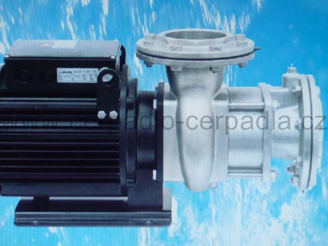 HCP TPH25T4KNF, 400V, horizontální odstředivé nerezové čerpadlo (TPH25T4KNF čerpadlo )