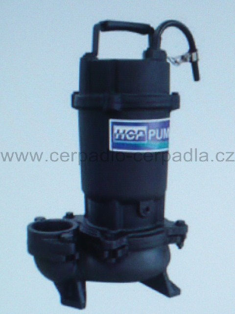 kalové čerpadlo 50AFU20.8F, 230V (kalová čerpadla 50AFU20.8F , kalové čerpadlo HCP)