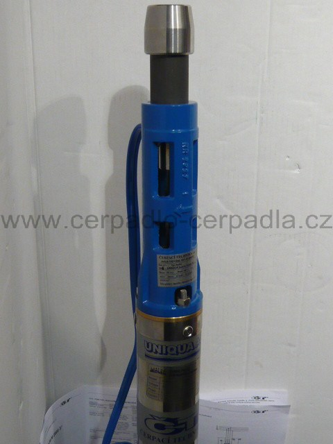 "UNIQUA AQUA T80-36 M2009 3"", 45m kabel 400V, čerpadlo,SUMOTO (T80-36 M2009 3, AKCE DOPRAVA ZDARMA)"