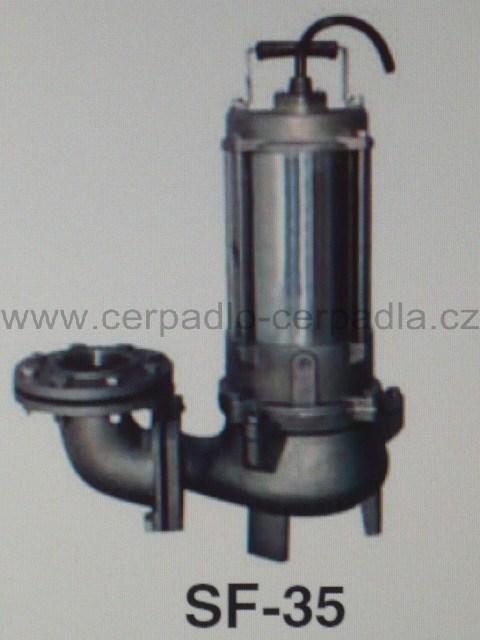 80SFU21,5 400V, kalové čerpadlo HCP (AKCE DOPRAVA ZDARMA, kalová čerpadla 80SFU21,5)