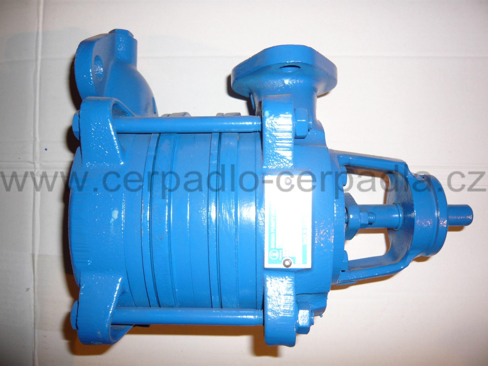 čerpadlo SIGMA 32-SVA-130-10-2-LM-952, přírubové, SVA--00239 (32-SVA-2-LM-952, bez patek)
