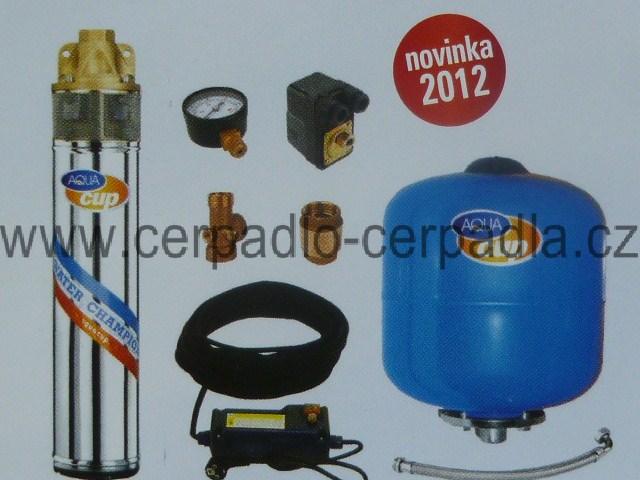 SUB CONTROL 24-40/60 M, 30m kabel (čerpadla SUB CONTROL 24 40/60 M)