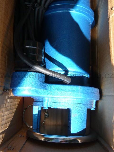 kalové čerpadlo WQ 15-7-1,1 řezačka 400V (kalová čerpadla, WQ 15-7-1,1 řezačka)
