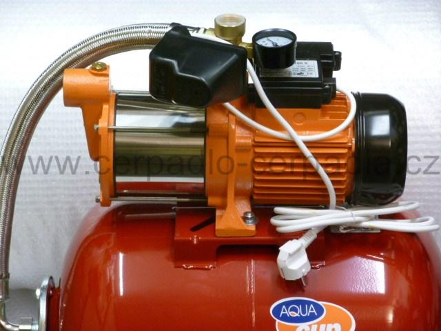AQUACUP FULL CONTROL MAXI-T 50, 400V , domácí vodárna (FULL CONTROL maxi T 50 - verze 400V)
