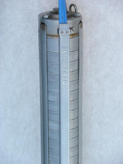 "STAIRS SP-2512 4"" 400V, ponorné čerpadlo, 1m (ponorná čerpadla STAIRS SP-2512 400V)"