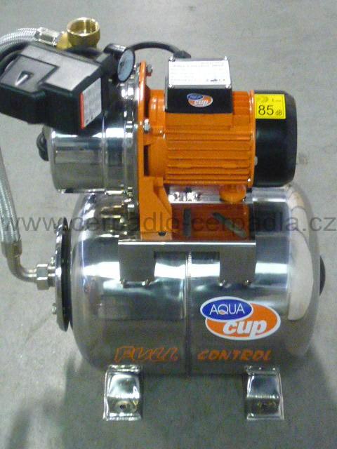 AQUAcup FULL CONTROL inox 50 (domácí vodárna, 230V, nerez, čerpadla FULL CONTROL INOX 50)