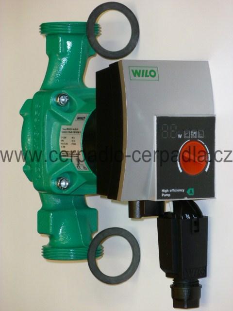 WILO Yonos PICO 25/1-4 180, čerpadla WILO, TwinPack dvojbalení (Twinpack, Duo pack, oběhové čerpadlo, WILO Yonos PICO)