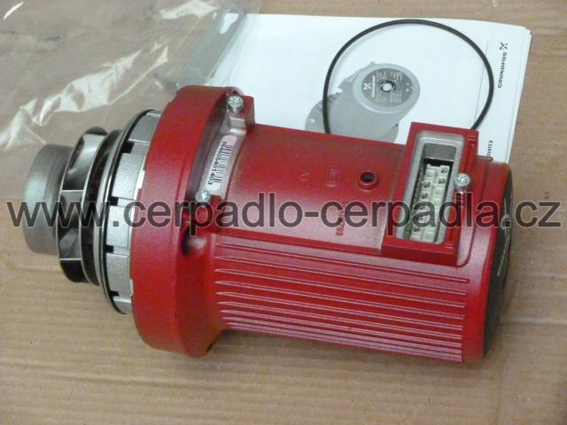 GRUNDFOS MAGNA 32-100 180, kompletní hlava motoru, pro oběhové čerpadlo (oběhová čerpadla, Kompletní hlava motoru s rotorem, svorkovnicí pro čerpadlo GRUNDFOS MAGNA 32-100 180,96281016)