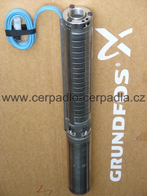 Grundfos SP 2A-23, 1,5m kabel, ponorné čerpadlo 400V, 09001K23 (ponorná čerpadla)