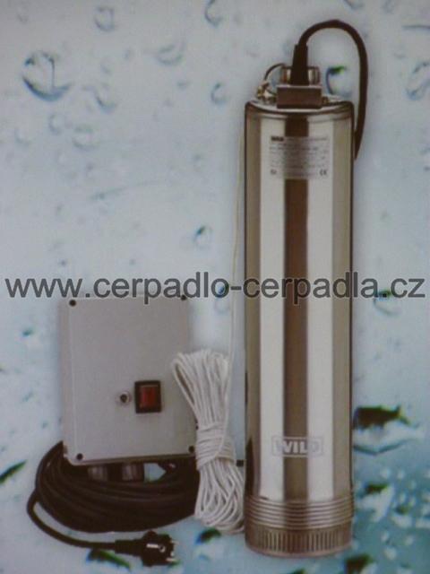 """WILO TWI 5"""" - 308 EM (ponorná čerpadla TWI 5 308 EM, 230V, ponorné čerpadlo, 4104120)"""