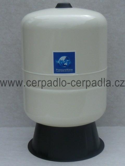 Global Water PWB80LV + příslušenství (SET tlakové nádoby PWB-80LV, Tlakový spínač, Manometr, mosazný uzel, teflonová páska)