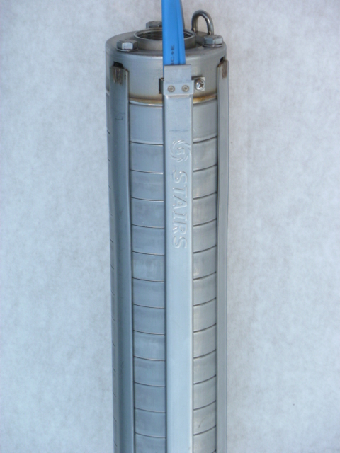 STAIRS SP-1023 4'' pon.čerpadlo 230V 1,1kW, kabel 1,7m (AKCE DOPRAVA ZDARMA, ponorná čerpadla STA