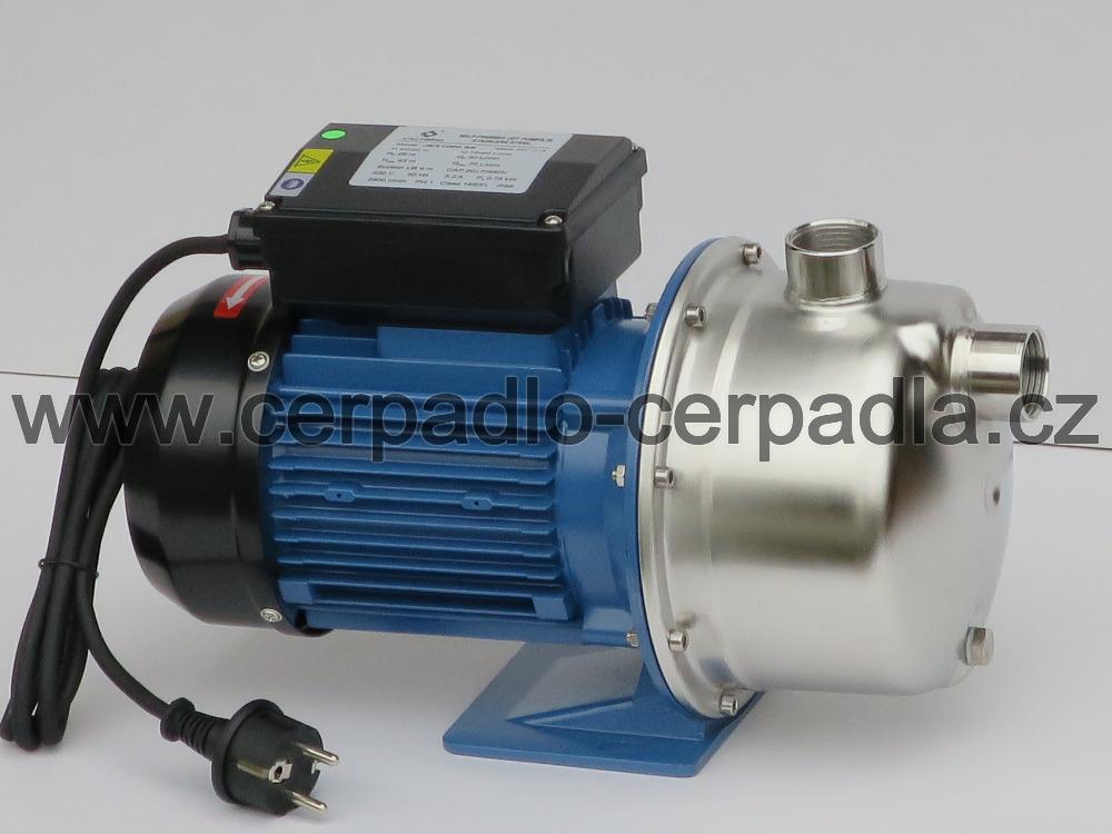 čerpadlo JEX750.SS, 230V, čerpadla pro domácí vodárny (samonasávací čerpadla JEX 750 pro domácí vodárny)