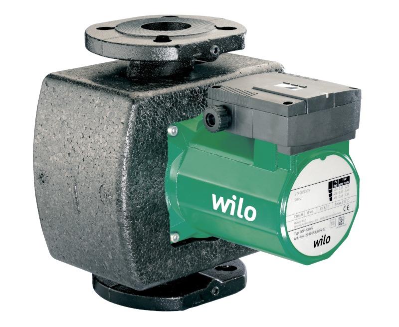 Wilo TOP-Z 40/7 3~ GG (PN 6/10, cirkulační čerpadlo 400V, 2046632,DOPRAVA ZDARMA, cirkulační čerpadla Wilo, Mokroběžné standardní čerpadlo)