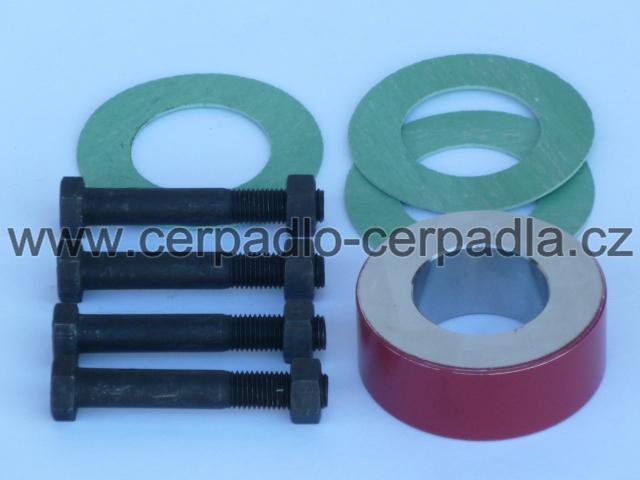 Vyrovnávací kus DN 40-30 mm - PN10, 96608515, Adapter pro Grundfos MAGNA1 40-60F (Adapter set pro čerpadla MAGNA1 40-... mezikus)