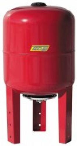 Tlaková nádoba TECNO 100 V, vertikální tlakové nádoby (tlakové nádoby Tecno 100V, tlaková nádoba, pro domácí vodárny)