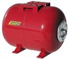 Tlaková nádoba TECNO 50 H, horizontální, tlakové nádoby (tlakové nádoby Tecno 50 H, tlaková nádoba, pro domácí vodárny)