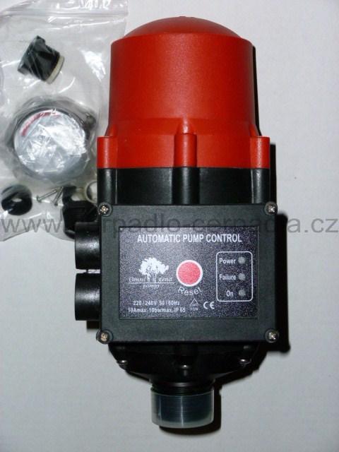 PRESCONTROL SK-13, vč. 1m kabelů (PRESCONTROL SK 13 , průtokový spínač, jako hydrostat)