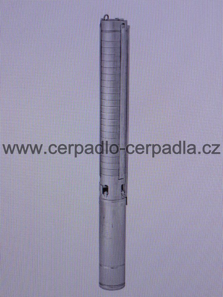 čerpadlo ANA4 INOX-116-18-N1, 55m (DOPRAVA ZDARMA, ponorná čerpadla Noria ANA4 INOX 116, 230V)