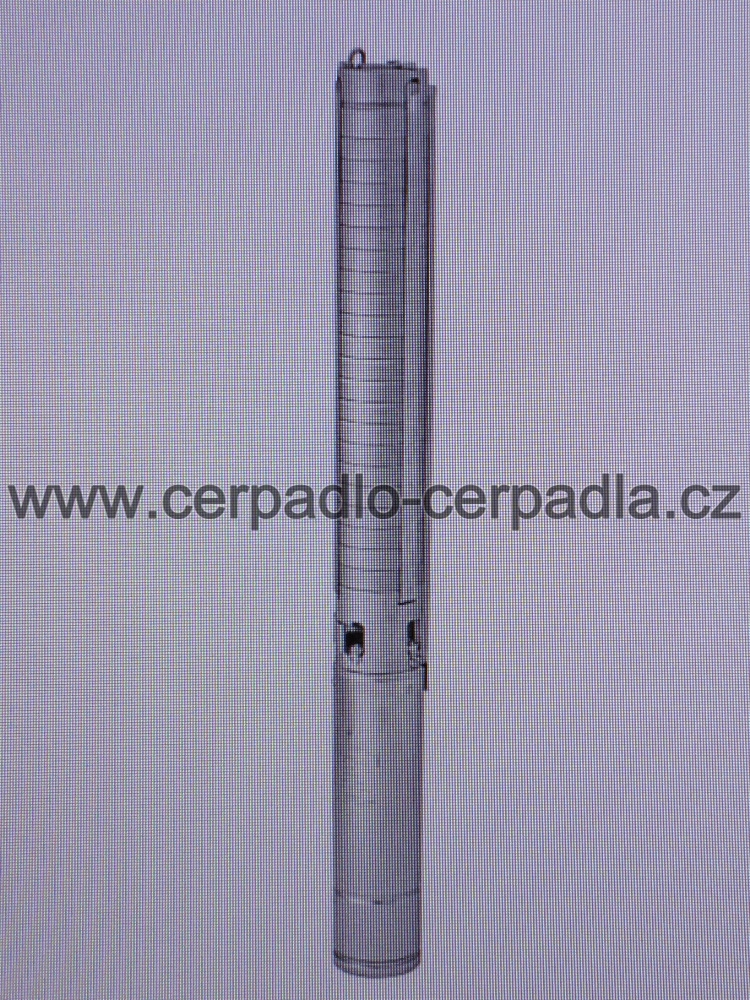 čerpadlo ANA4 INOX-116-18-N1, 60m (DOPRAVA ZDARMA, ponorná čerpadla Noria ANA4 INOX 116, 230V)