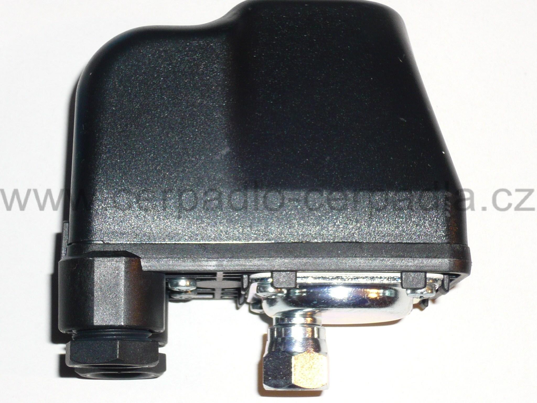 tlakový spínač PT/5G 3,0 - 4,5 bar, s maticí, 230/400V (tlakový spínač PT 5 pro 230V i 400V, Tlakové spínače)