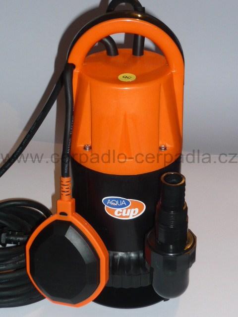 AQUAcup Uniterra 551 PW (aquacup, kalová čerpadla, kalové čerpadlo, UNITERRA 551)