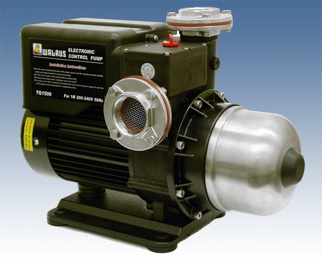 automatická kompaktní vodárna TQ 1500 (230V, Walrus, automatická vodárna, AKCE DOPRAVA ZDARMA)