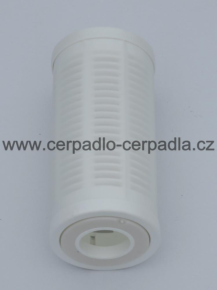 """FILTR VODA 1"""" 100 mm, krátká vložka, omyvatelná síť, 110166 (filtrační vložka)"""