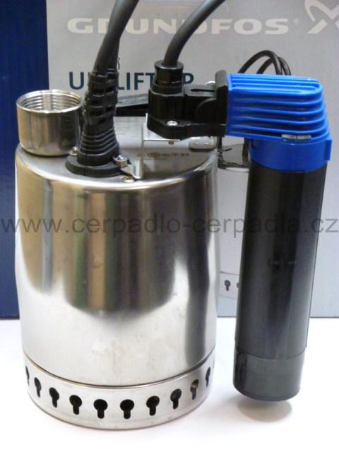UNILIFT KP 250 AV1, Grundfos, kalové čerpadlo, 012H1900 (kalové čerpadlo, UNILIFT KP 250 AV1)