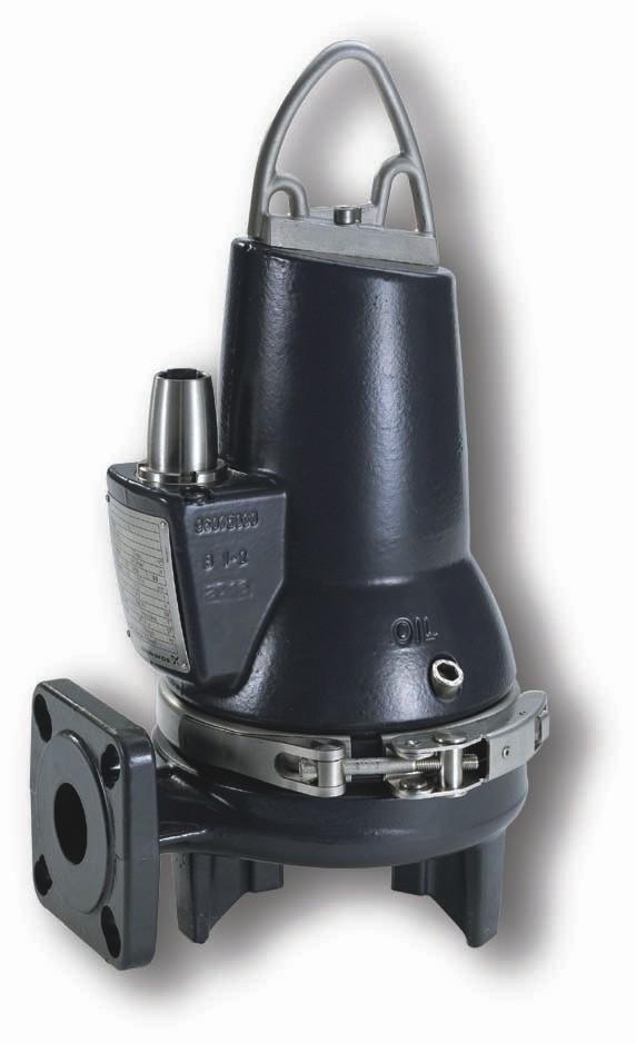 GRUNDFOS SEG 40.12.2.50B, kalové čerpadlo, 96075905 (kalové čerpadlo, kalová čerpadla)