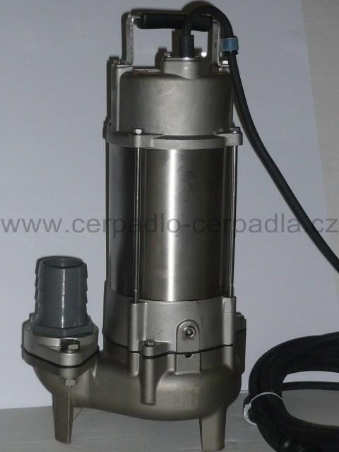 SF-05AU 230V, kalové čerpadlo, HCP (nerez, DOPRAVA ZDARMA, kalové čerpadlo, SF-05AU, kalová čerpadla)