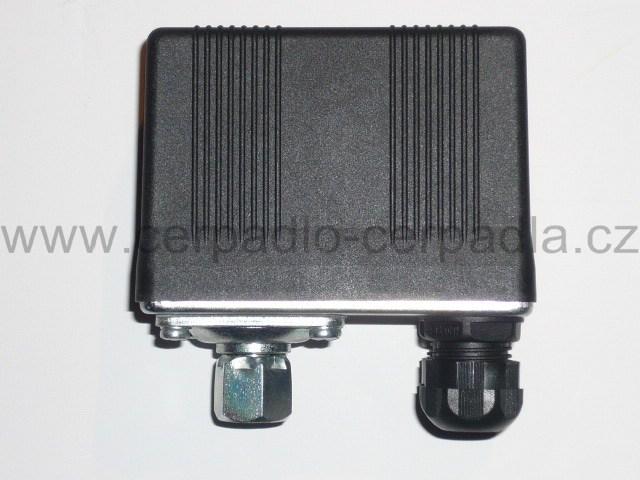 Tlakový spínač TSA 3S05M 0,20-0,35 MPa, s maticí, ZPA (Tlakový spínač TSA 3S05M 0,20-0,35 MPa, s maticí, OEZ, ZPA-010)