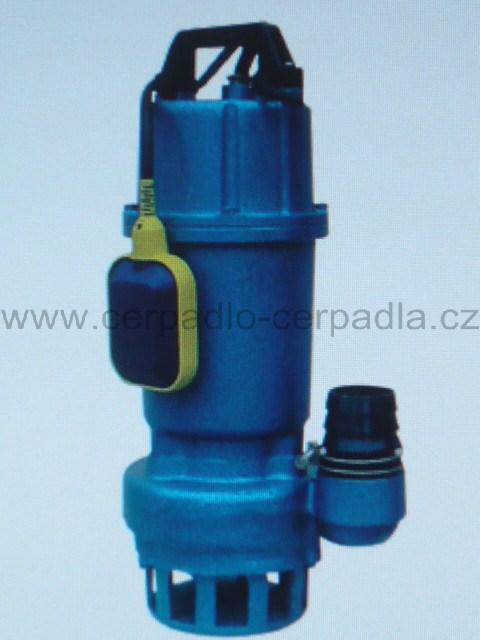 WQ 10-10-0,75 230V, kalové čerpadlo (kalové čerpadlo WQ 10-10-0,75)