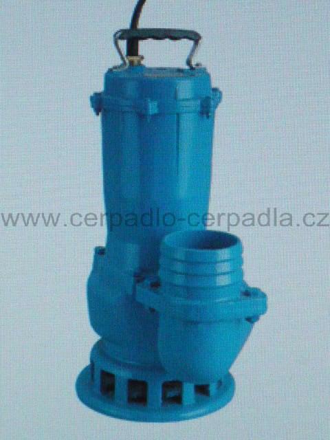 WQ 65-5-1,5 400V, Kalové čerpadlo (WQ 65-5-1,5)