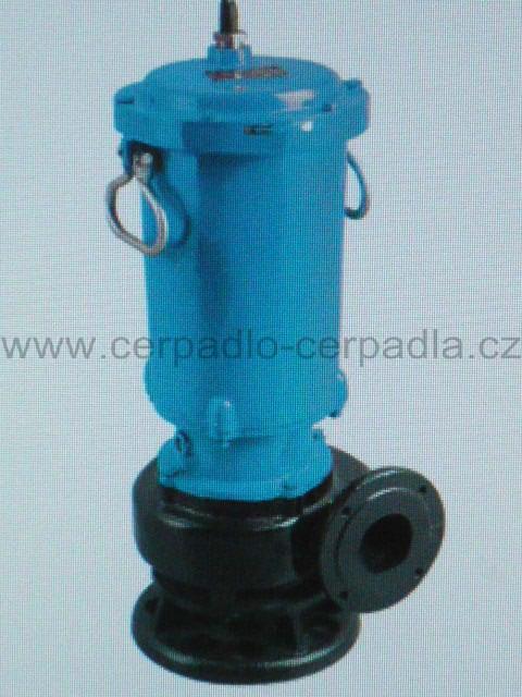 WQ 50-10-4, 400V Kalové čerpadlo (WQ 50-10-4 , čerpadla)